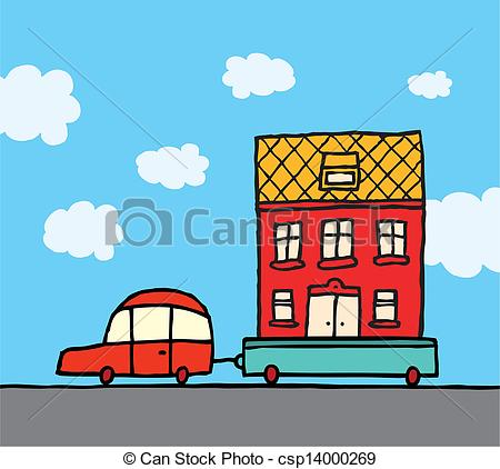 Free Clip Art Moving Home
