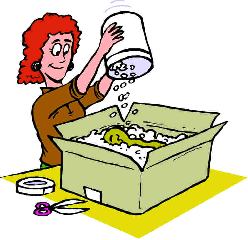 free clip art office move - photo #8