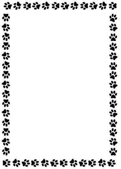 tiger paw print clip art | Clipart Panda - Free Clipart Images