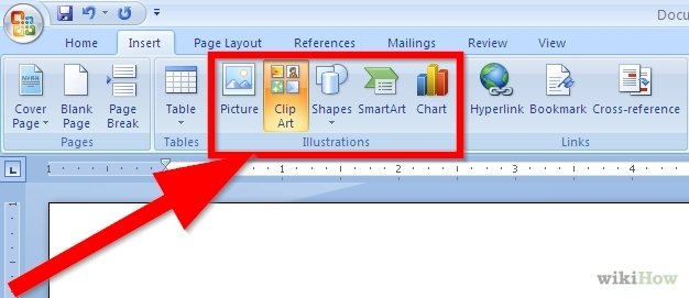 how to add gifs to microsoft word