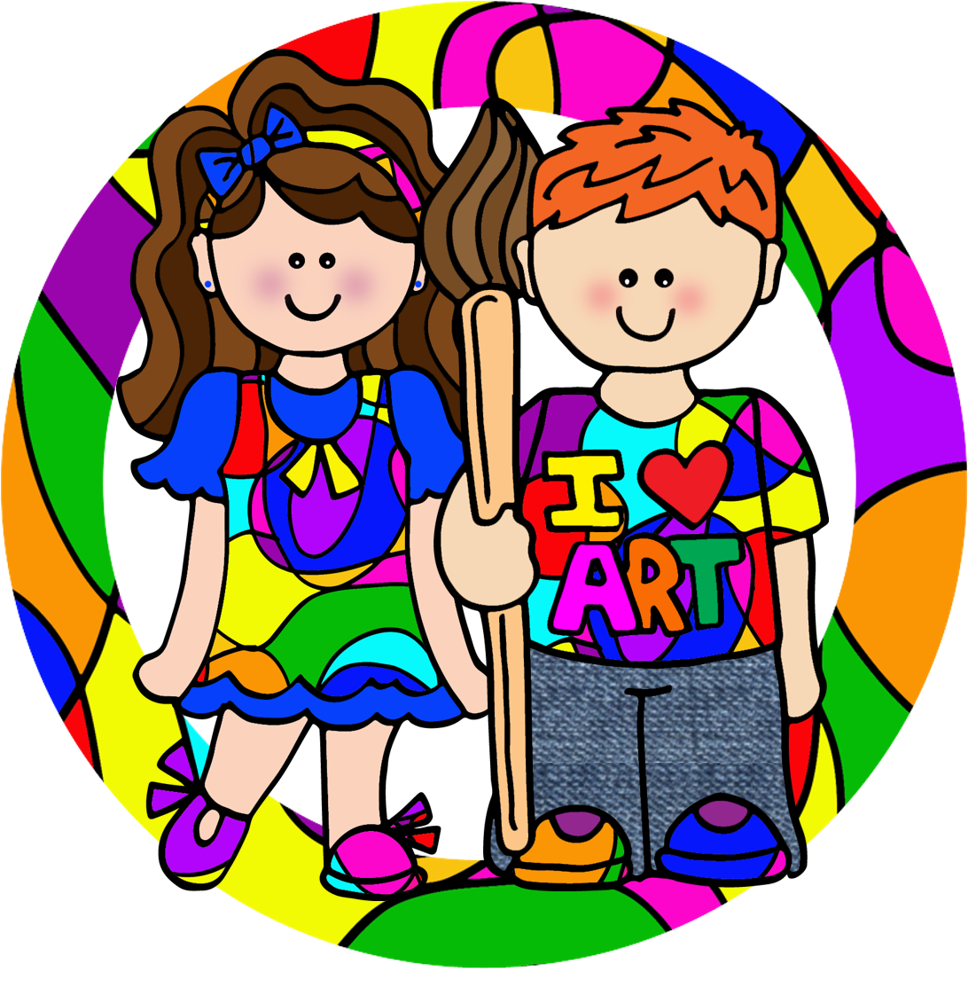 Paint Melonheadz Clip Art