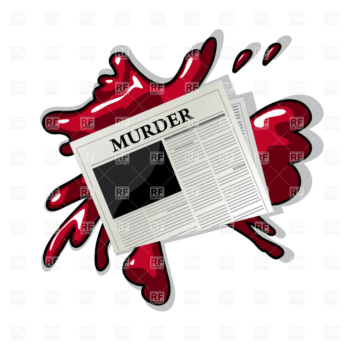 Murder Clip Art Free | Clipart Panda - Free Clipart Images