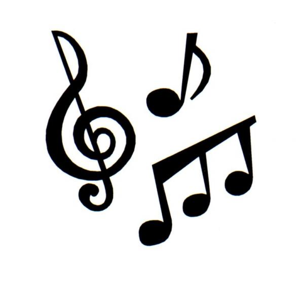 music notes clipart clipart panda free clipart images rh clipartpanda com musical clip art for free musical clip art for free