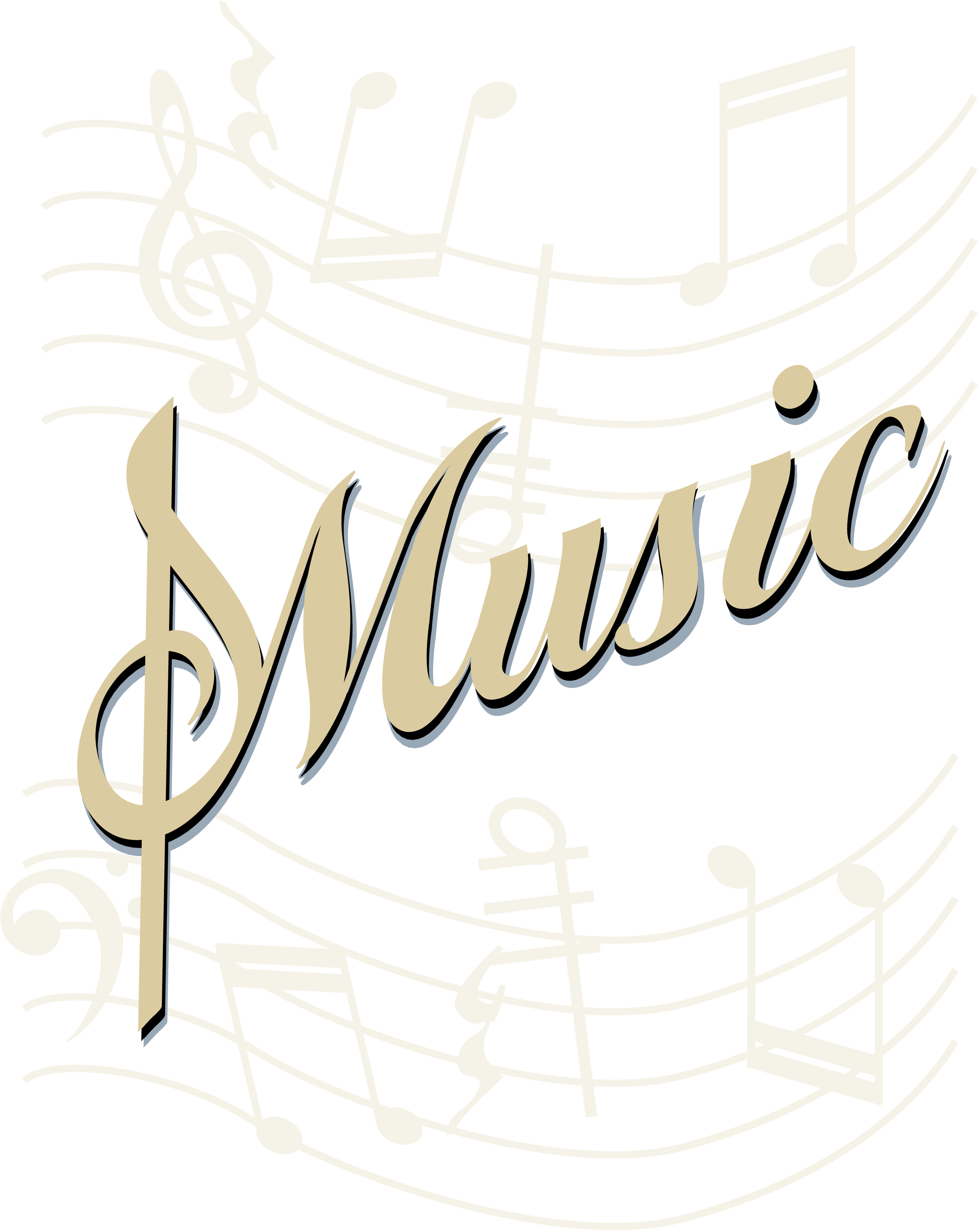 free online music clipart - photo #32