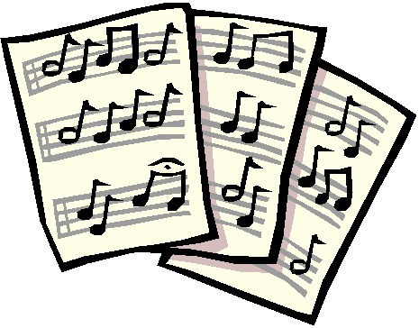 music notes clipart clipart panda free clipart images rh clipartpanda com clip art music staff clip art musical instruments
