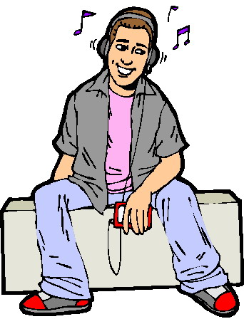 listening to music clip art clipart panda free clipart images rh clipartpanda com girl listening to music clipart man listening to music clipart