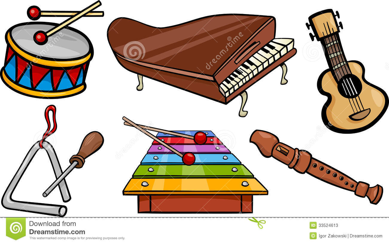 Music Instrument Wallpaper | Clipart Panda - Free Clipart ...