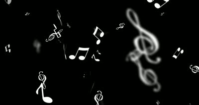 Music Notes Black And White | Clipart Panda - Free Clipart ...
