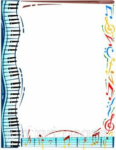 Free Music Borders Clip Art Clipart Panda Free Clipart Images