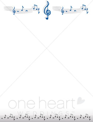 Music Notes Border Free Clipart Panda Free Clipart Images