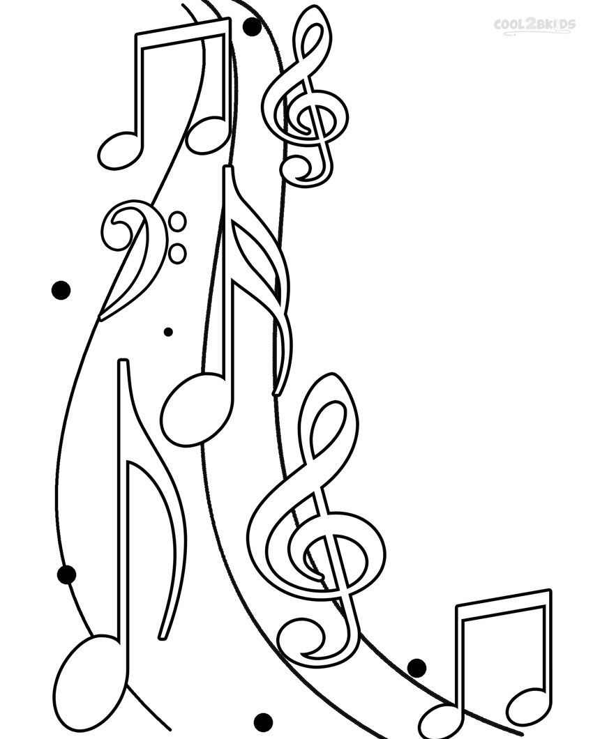 music notes coloring pages clipart panda free clipart images
