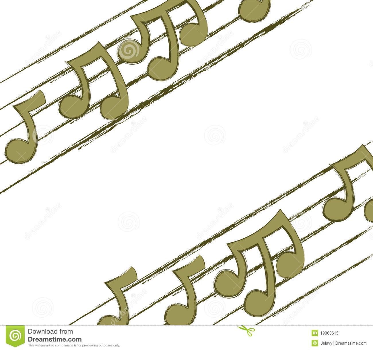 music-notes-corner-bor...