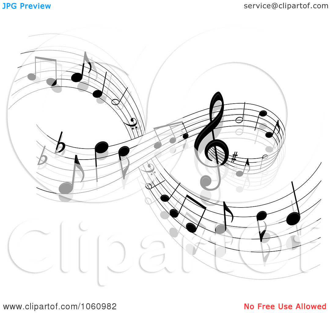 Clipart music notes music notes background clipart and free music - Music 20notes 20on 20staff 20clipart
