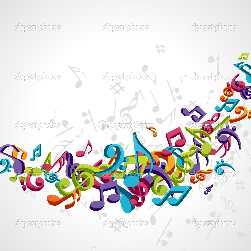 music clipart backgrounds - photo #16