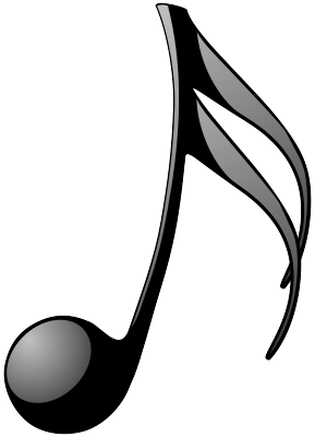 Music Notes Clip Art Png | Clipart Panda - Free Clipart Images