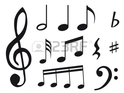 Different Kind Of Music Notes Clipart Panda Free Clipart Images