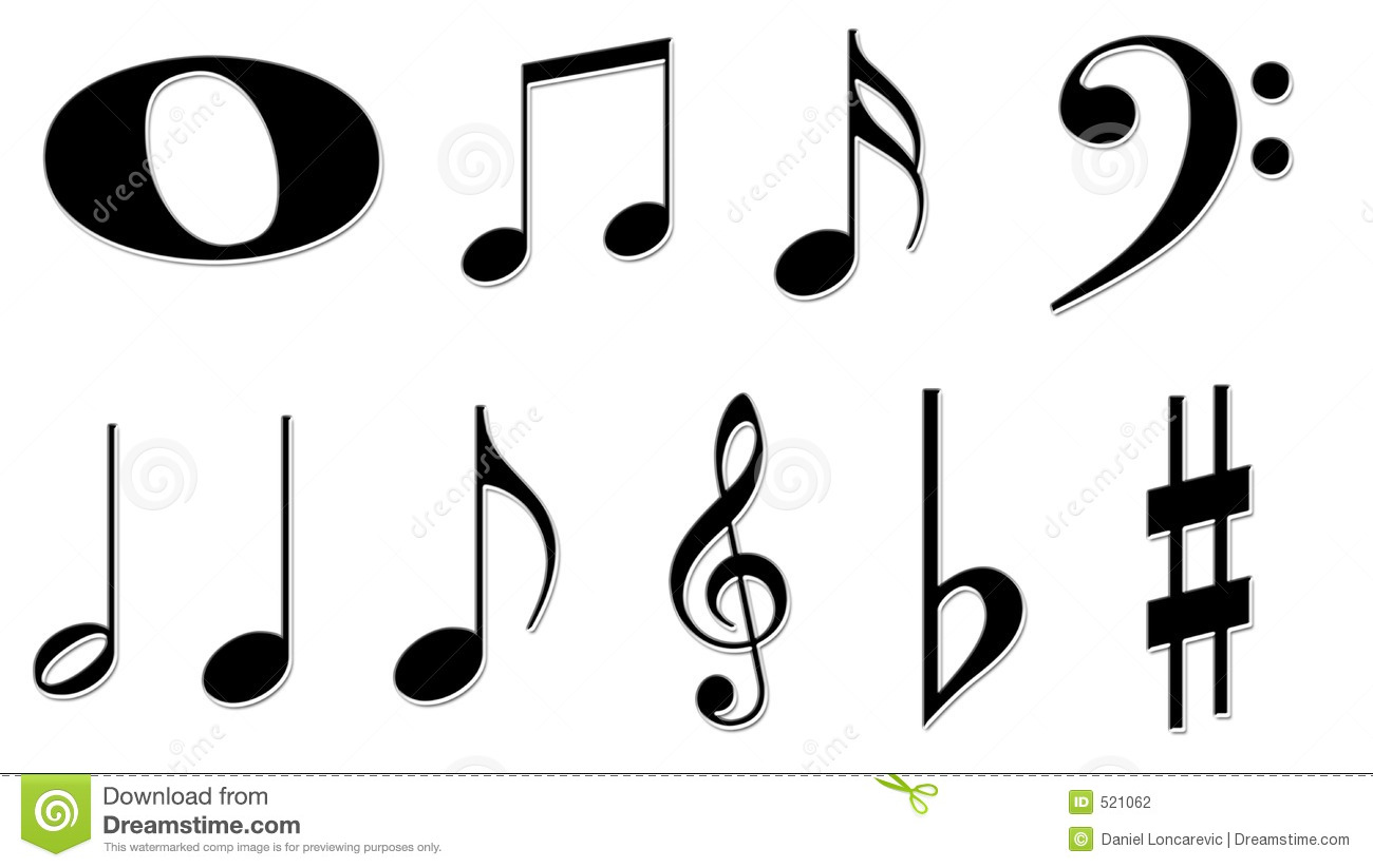 Music notes symbols names clipart panda free clipart images musical20notes20symbols biocorpaavc Image collections