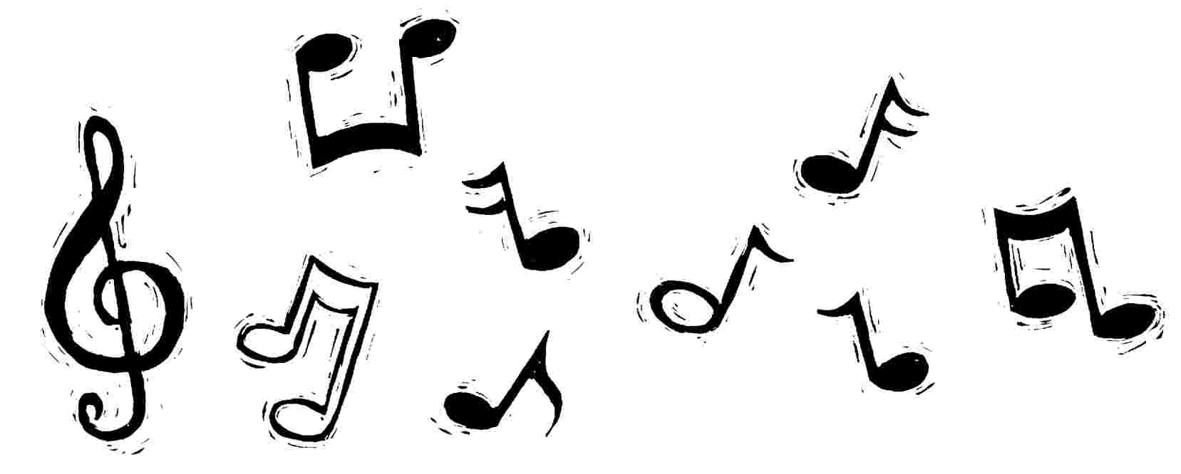 Musical Notes Symbols | Clipart Panda - Free Clipart Images