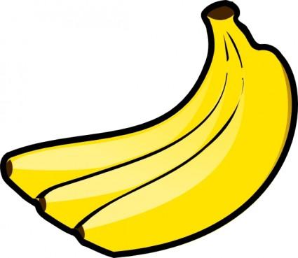 free vector bananas clip art clipart panda free clipart images rh clipartpanda com
