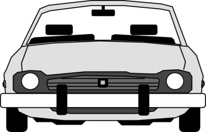 mustang%20car%20clipart%20black%20and%20white