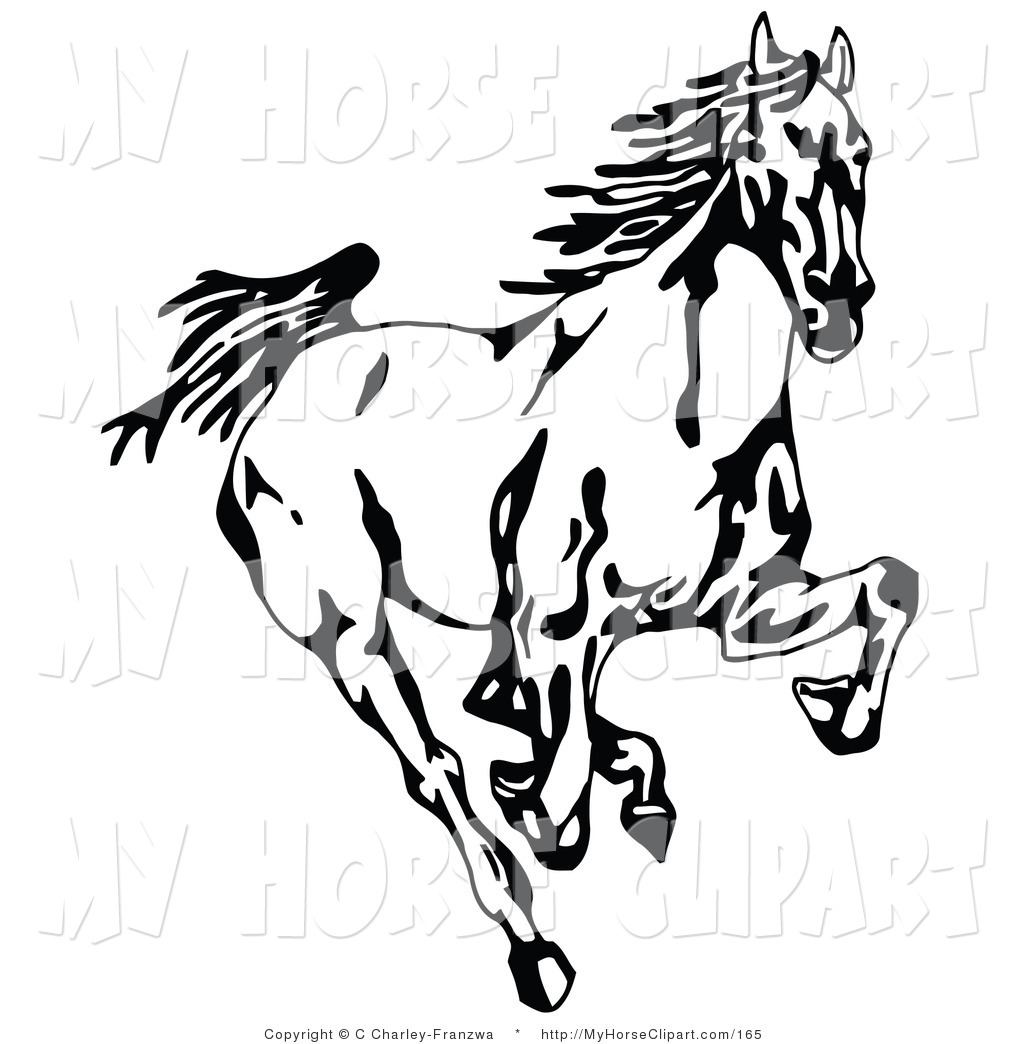 horse clip art black and white clipart panda free clipart images rh clipartpanda com horse clipart black and white png black n white horse clipart