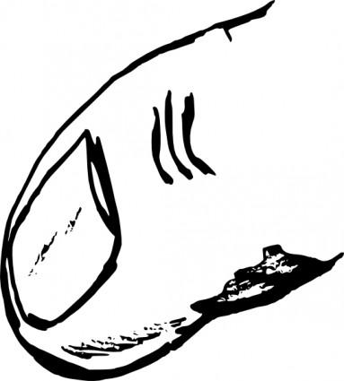Nail Clip Art