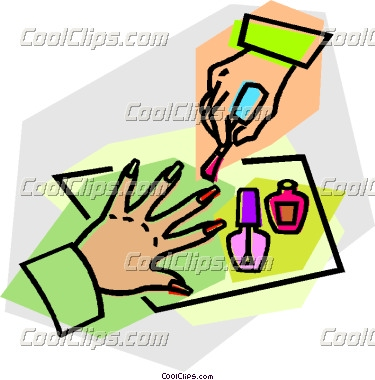 Manicure Clipart | Clipart Panda - Free Clipart Images