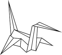 origami clip art clipart panda free clipart images rh clipartpanda com origami heart clip art origami clip art images