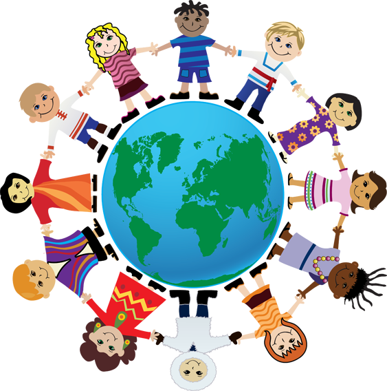 International People Clipart