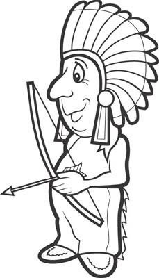 Native American Clip Art Dividers | Clipart Panda - Free Clipart ...