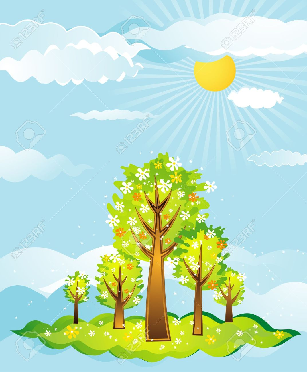 free nature clipart - photo #21