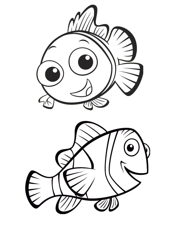 Finding Nemo Clip Art | Clipart Panda - Free Clipart Images