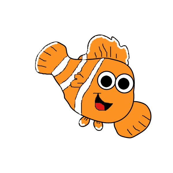 Nemo Clipart - Synkee