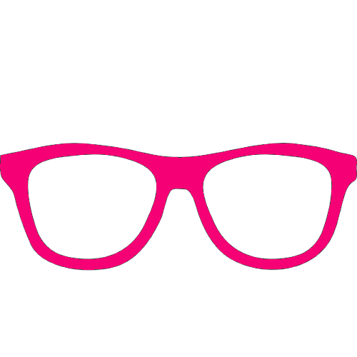 Nerd Glasses Wallpaper