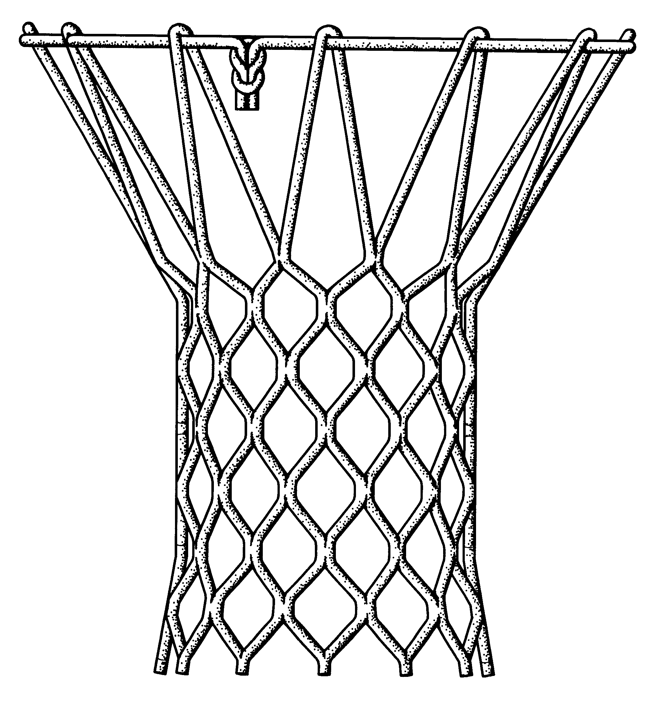 Line Drawing Basketball : Net clip art free clipart panda images