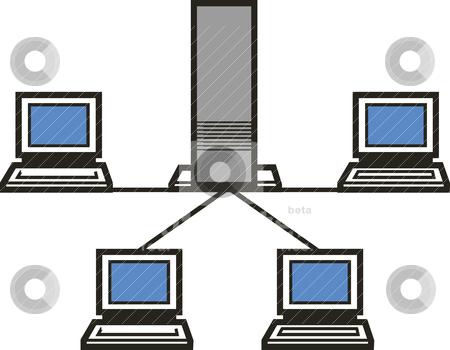 Network Clip Art For Cissp | Clipart - 108.6KB
