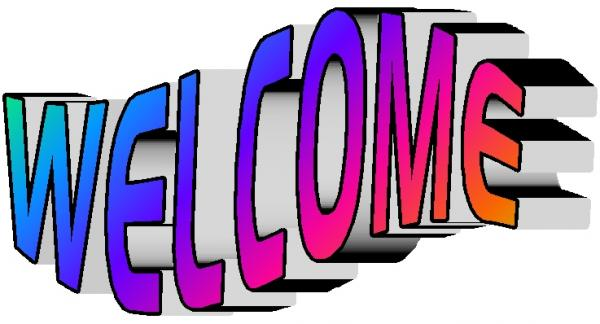 Welcome Clipart Clipart Panda Free Clipart Images
