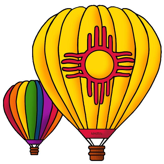 new mexico state aircraft clipart panda free clipart Cow Hot Air Balloon Yellow State Farm Hot Air Balloon