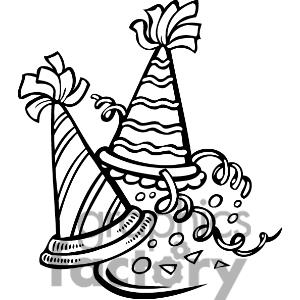 new year clipart party clip art