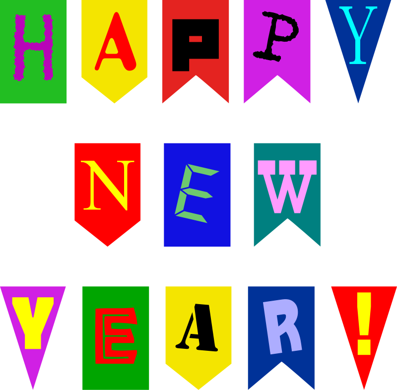 New Year Clipart Clipart Panda Free Clipart Images