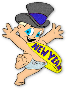 New Years Clip Art Animated | Clipart Panda - Free Clipart Images