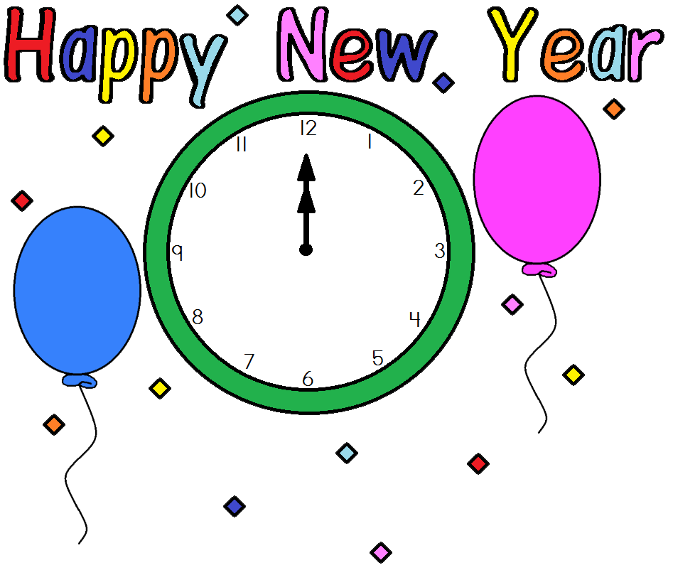 free happy new year 2014 animated clipart - photo #13