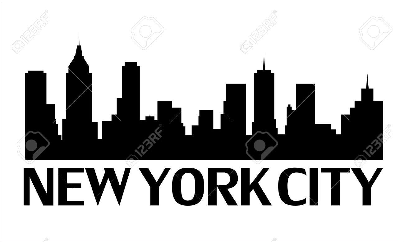 Line Art New York : New york clip art free clipart panda images
