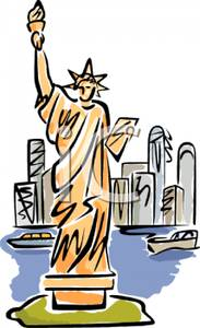 of New York clipart image. | Clipart Panda - Free Clipart ...
