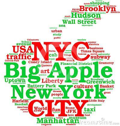 new york city clip art