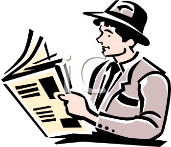Newspaper Clipart For Kids | Clipart Panda - Free Clipart ...