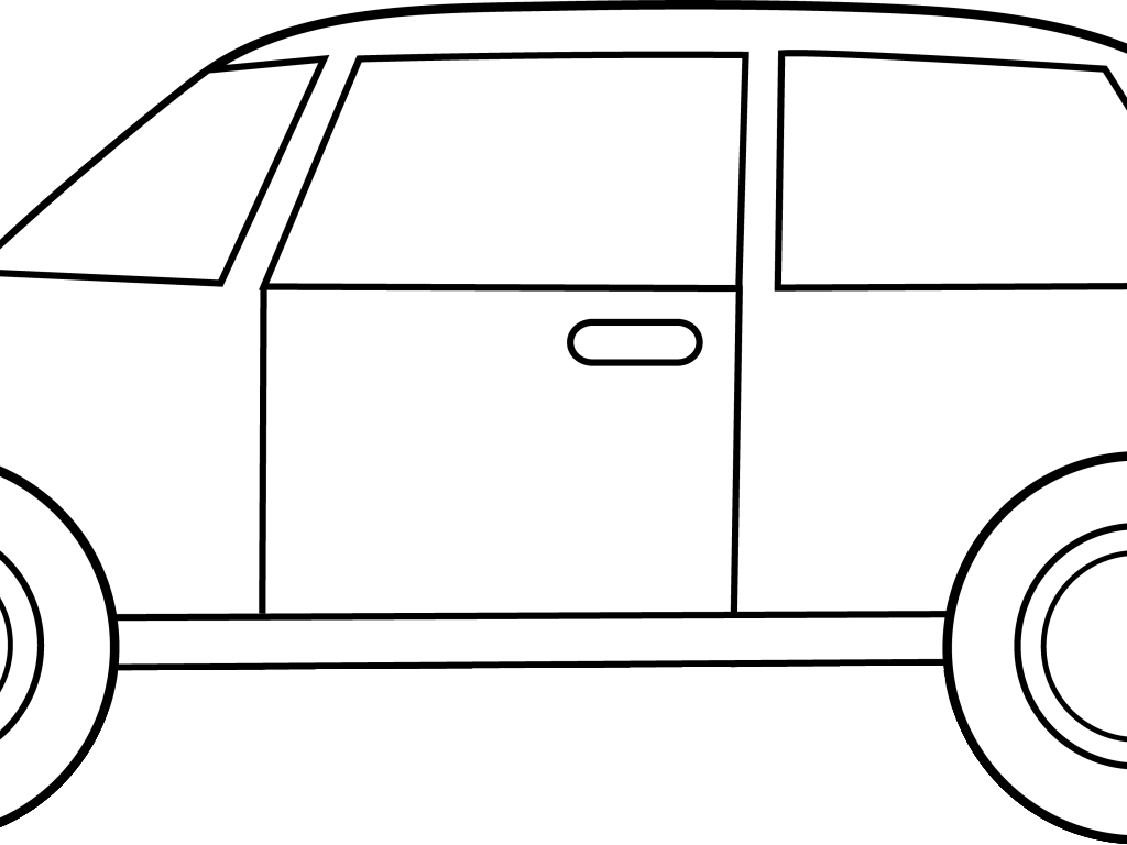 Pickup Truck Clipart Black And White | Clipart Panda ...