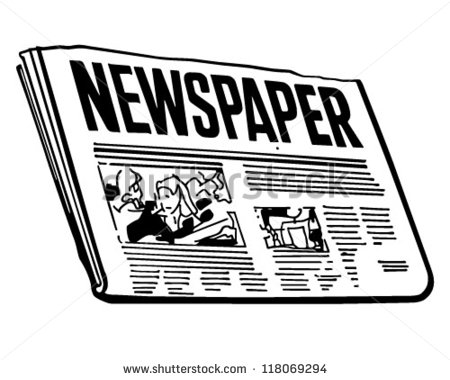 Clip Art Clipart Newspaper newspaper clipart panda free images