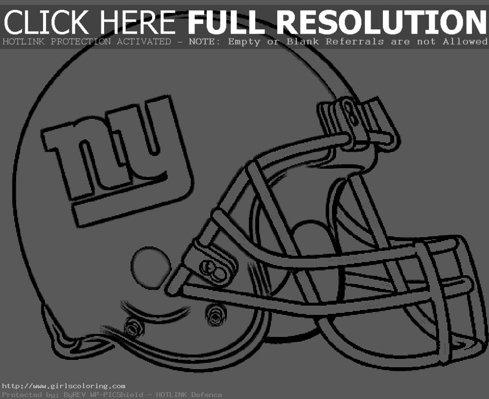 Nfl Football Helmets Coloring Pages | Clipart Panda - Free Clipart ...