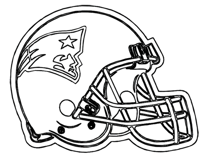 Nerdy image throughout free printable football coloring pages